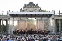 Potsdam , 26.06.2016 , Musikfestspiele Potsdam-Sanssouci 2016 , Abschlußkonzert , Neues Palais Sanssouci , Foto: Musikfestspiele / Stefan Gloede